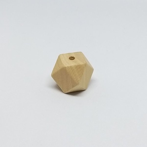 Houten hexagon - 20 mm